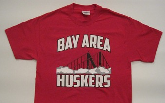 Bay Area Huskers T-Shirts