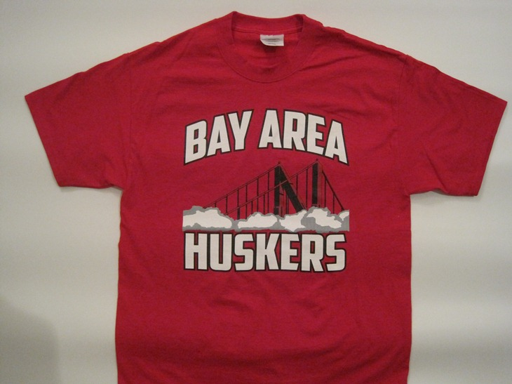 Bay Area Huskers Tee-Shirt